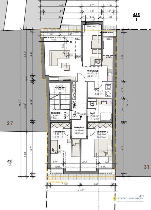 acheter appartement 0 pièce 90 m² perl photo 2