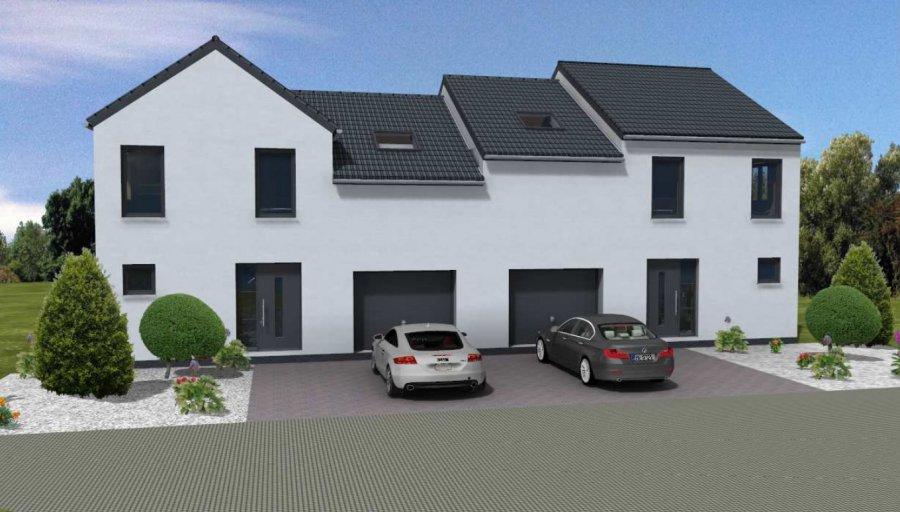 doppelhaushälfte kaufen 4 schlafzimmer 140 m² hostert (rambrouch) foto 1