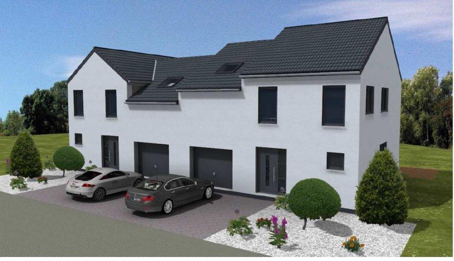 doppelhaushälfte kaufen 4 schlafzimmer 140 m² hostert (rambrouch) foto 2