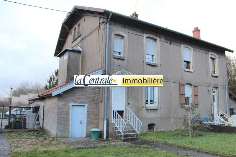 Maison jumelée à vendre F3 à Piennes
