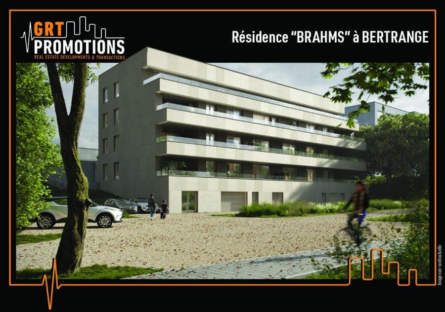 acheter appartement 2 chambres 92.76 m² bertrange photo 3