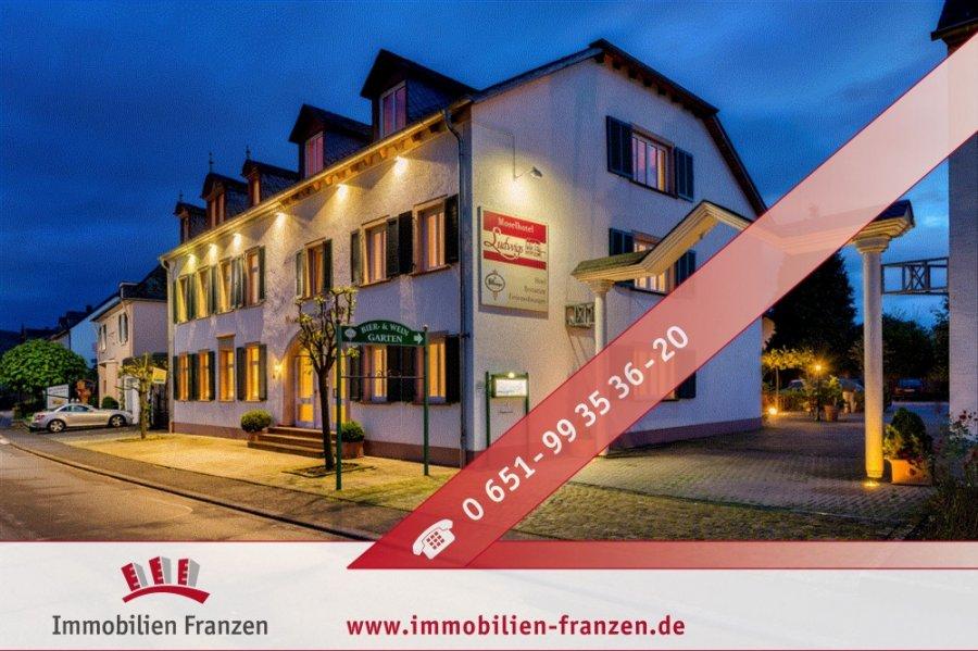 restaurant kaufen 0 zimmer 647 m² köwerich foto 1