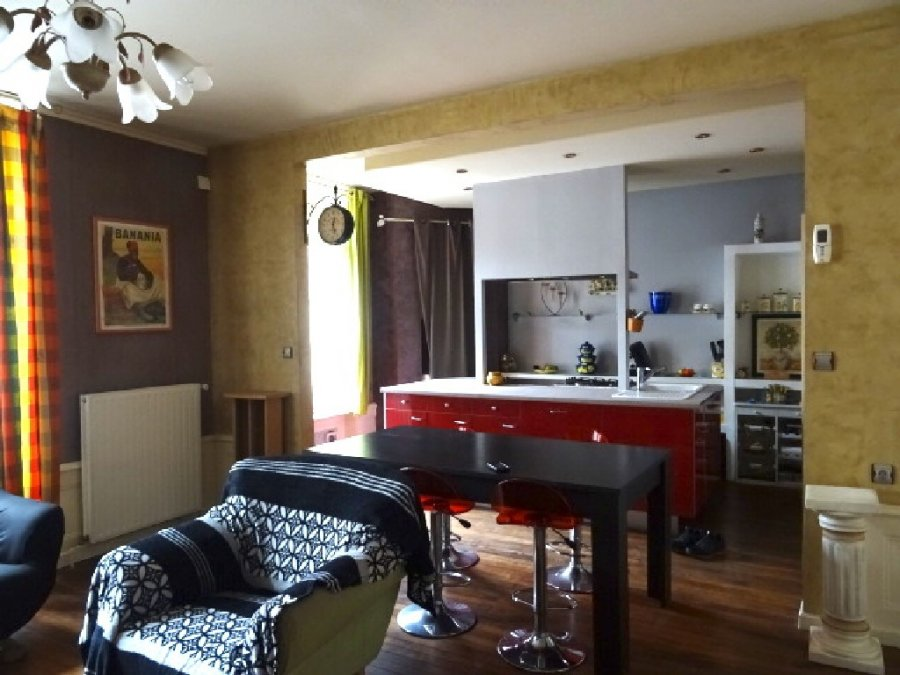 acheter appartement 3 pièces 89 m² lunéville photo 1