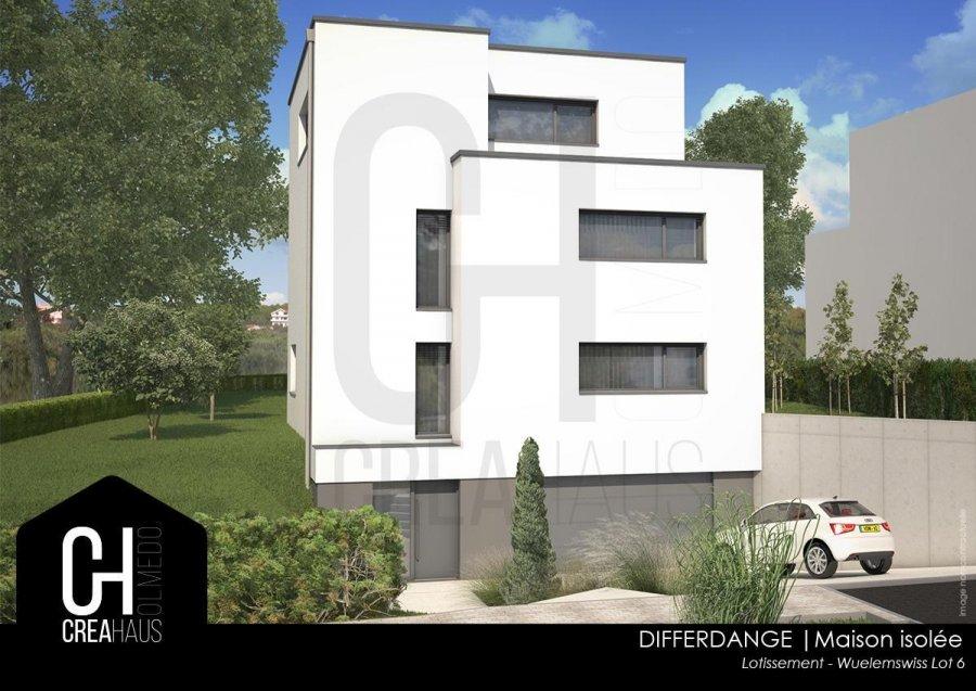 einfamilienhaus kaufen 4 schlafzimmer 196 m² differdange foto 1