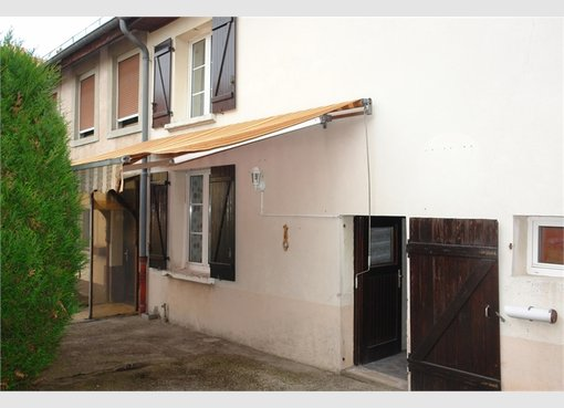 Vente maison individuelle f4 saint avold moselle r f for Vente maison individuelle moselle
