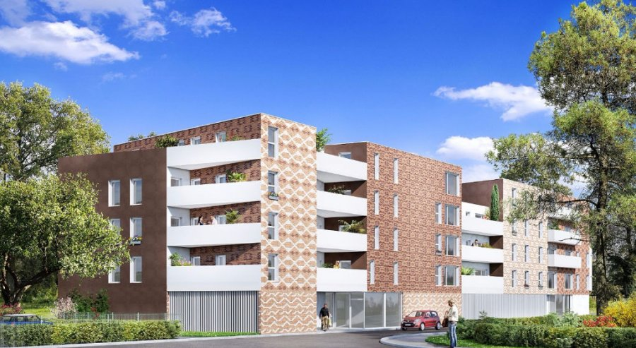 acheter appartement 3 pièces 58.39 m² lomme photo 1