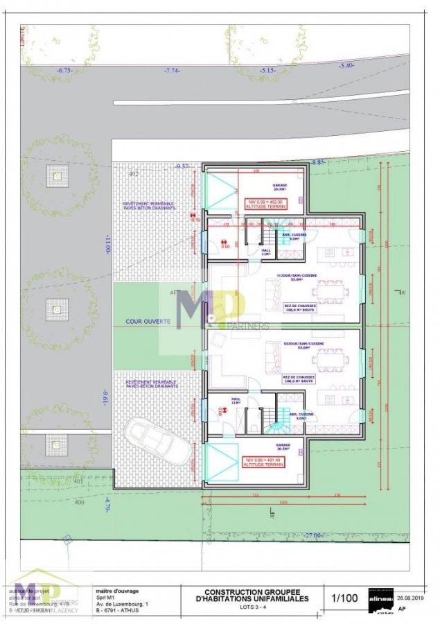 doppelhaushälfte kaufen 0 zimmer 135 m² arlon foto 4