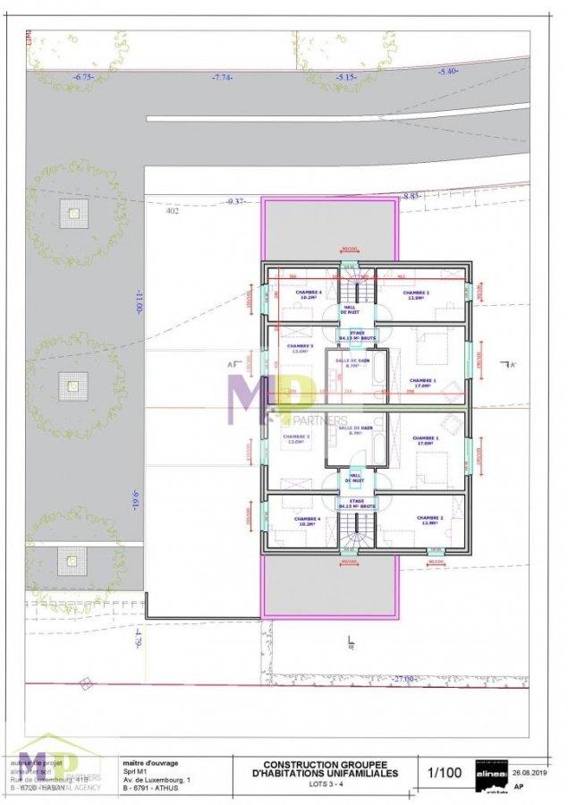 doppelhaushälfte kaufen 0 zimmer 135 m² arlon foto 5