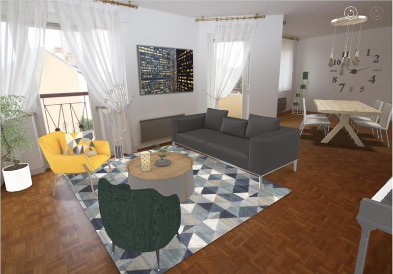 acheter appartement 4 pièces 86 m² metz photo 2