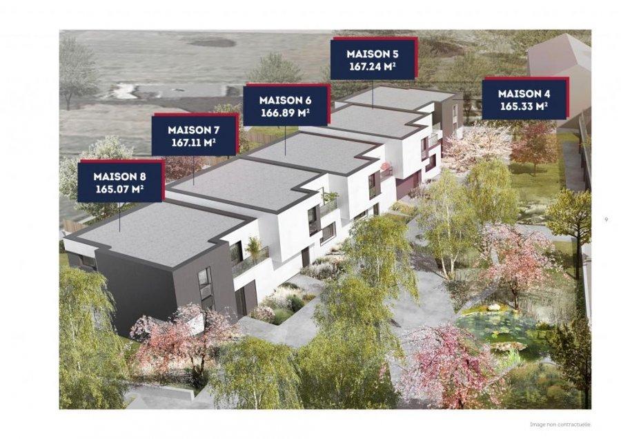 Maison jumelée à vendre 3 chambres à Livange