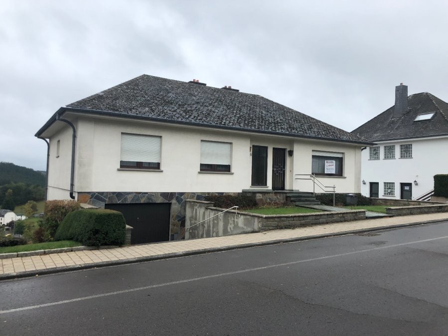 bungalow for buy 4 bedrooms 175 m² troisvierges photo 1