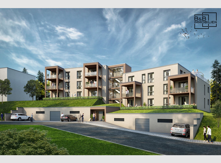 Appartement à vendre 4 Pièces à Pellingen (DE) - Réf. 7202971