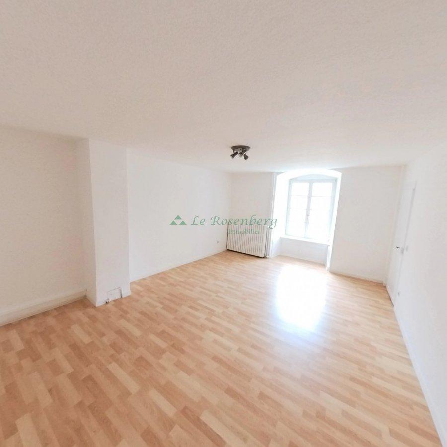 Appartement à louer F2 à Ferrette