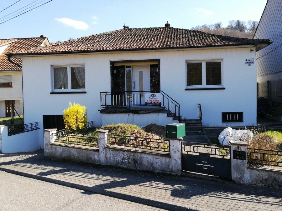acheter maison individuelle 4 pièces 135.5 m² hargarten-aux-mines photo 1
