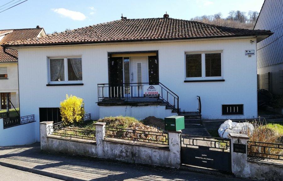 Maison individuelle à vendre F4 à Hargarten-aux-Mines