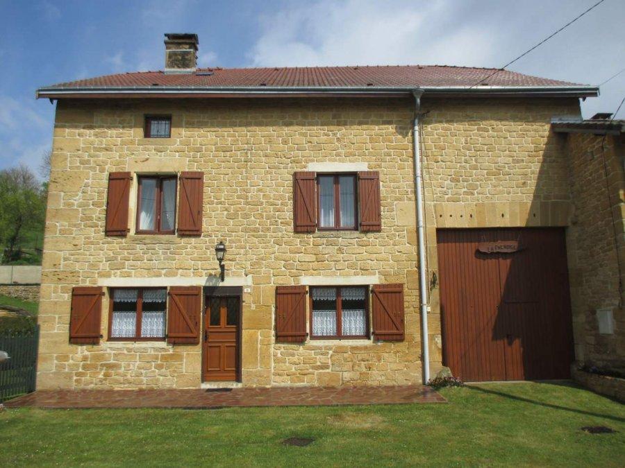 Maison à vendre F6 à Quincy landzecourt