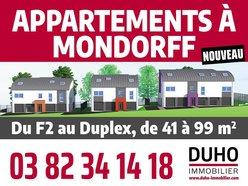 Appartement à vendre F2 à Mondorff - Réf. 6478491