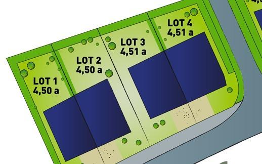 acheter lotissement 0 chambre 124 à 173 m² roodt (redange) photo 1