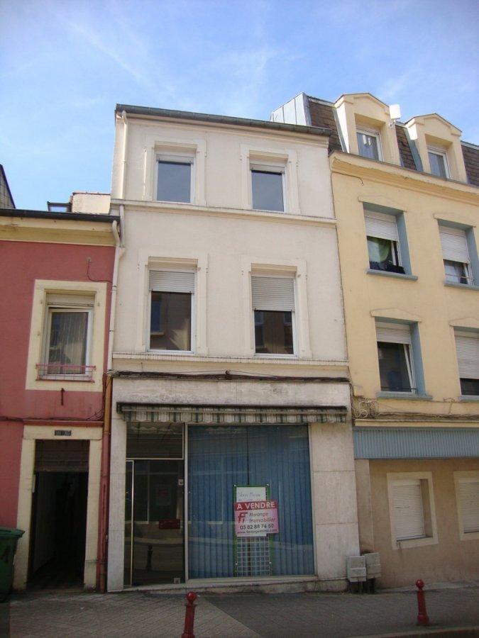 Maison mitoyenne à vendre F5 à Algrange