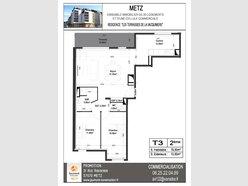 Appartement à vendre F3 à Metz - Réf. 4961195
