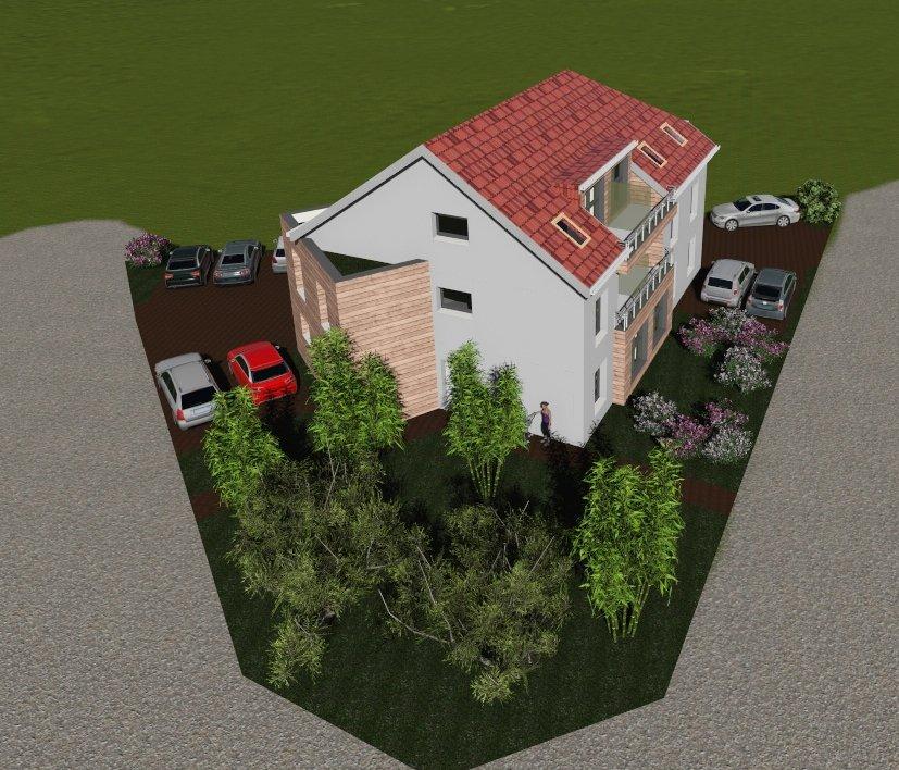 acheter appartement 3 pièces 63.89 m² woippy photo 4
