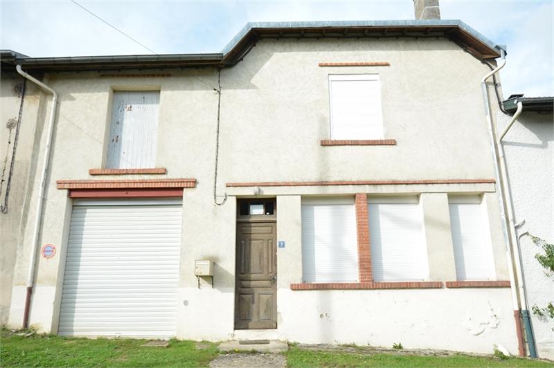 Maison à vendre F5 à Mont devant sassey