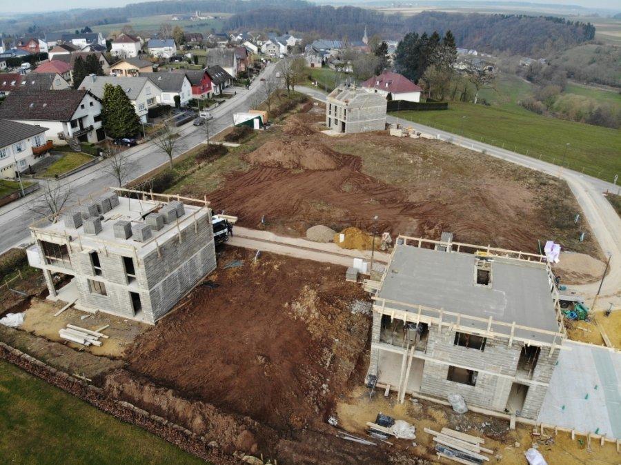 Terrain constructible à vendre à Boevange-sur-Attert