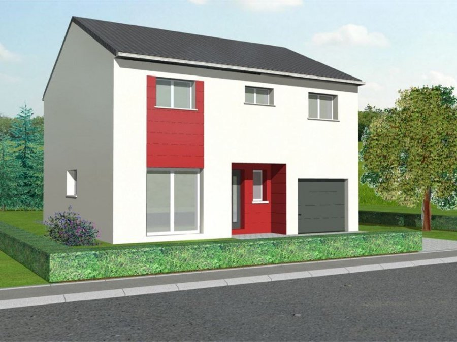 acheter maison 6 pièces 124 m² saint-avold photo 1