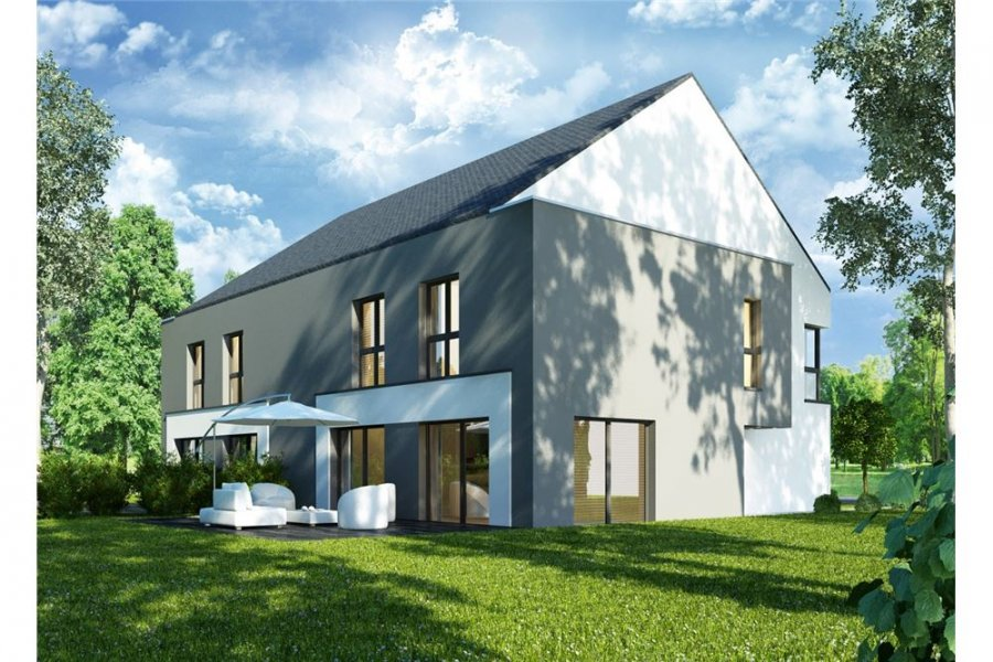 acheter maison jumelée 3 chambres 165 m² useldange photo 2