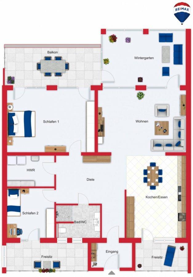 wohnung kaufen 5 zimmer 170 m² beckingen foto 3