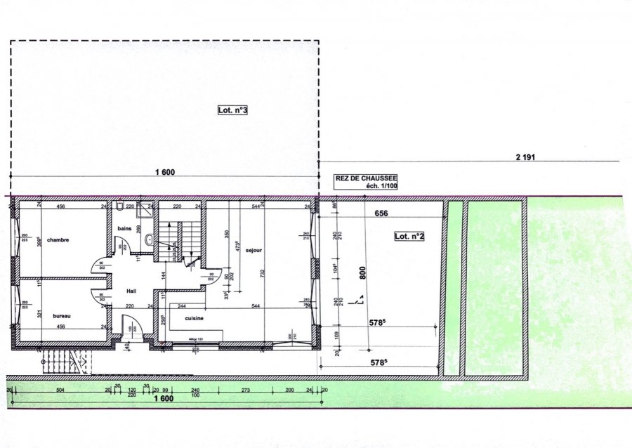 Maison à vendre 8 chambres à Vichten