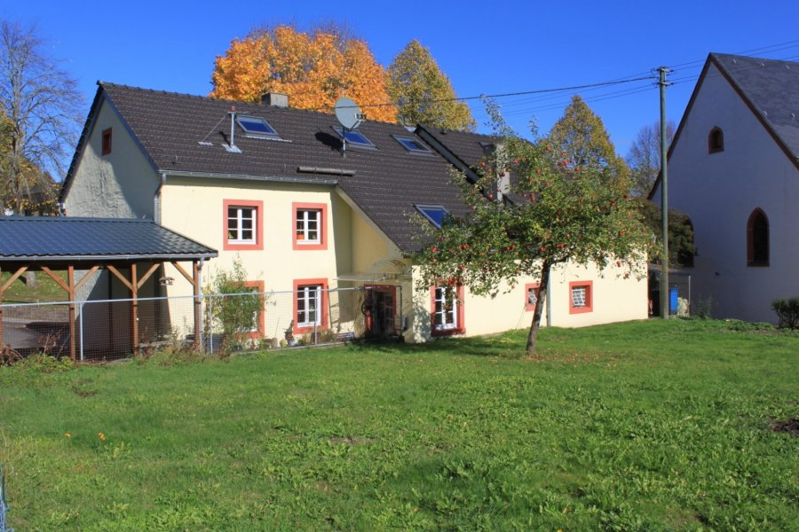 semi-detached house for buy 6 rooms 170 m² daleiden photo 2