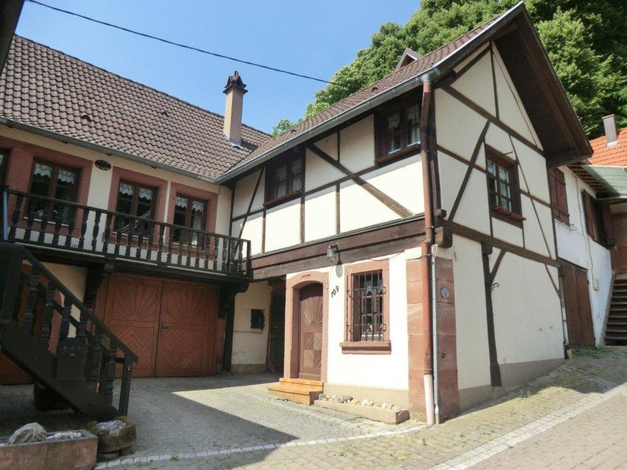 Maison à vendre F6 à Ernolsheim-lès-Saverne