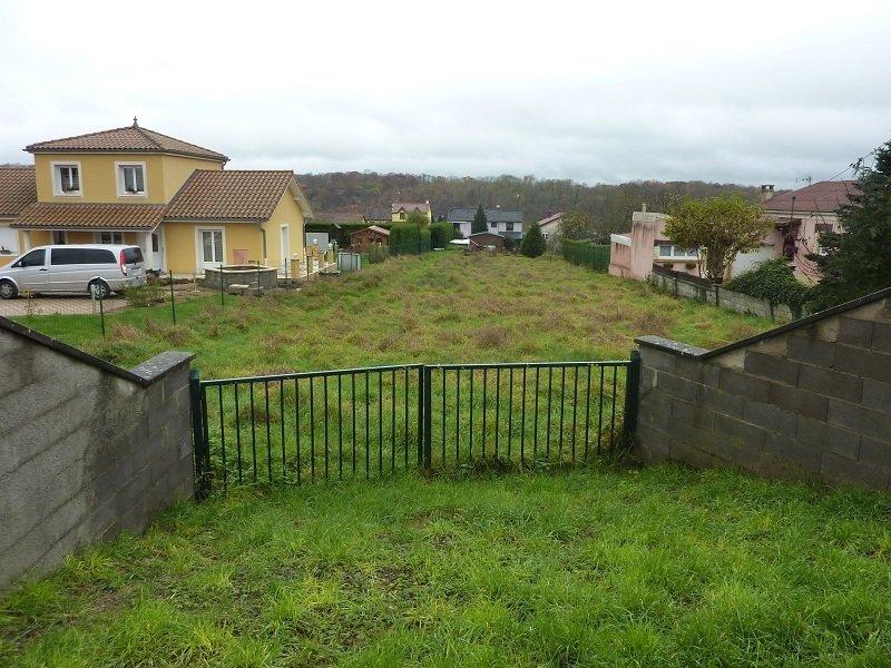 Terrain constructible à vendre à Montigny-sur-Chiers