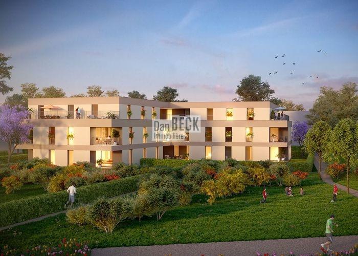 wohnanlage kaufen 0 schlafzimmer 86.15 bis 115.07 m² hesperange foto 1