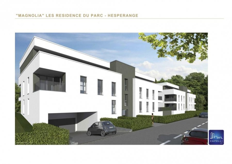 acheter résidence 0 chambre 73.86 à 118.18 m² hesperange photo 2