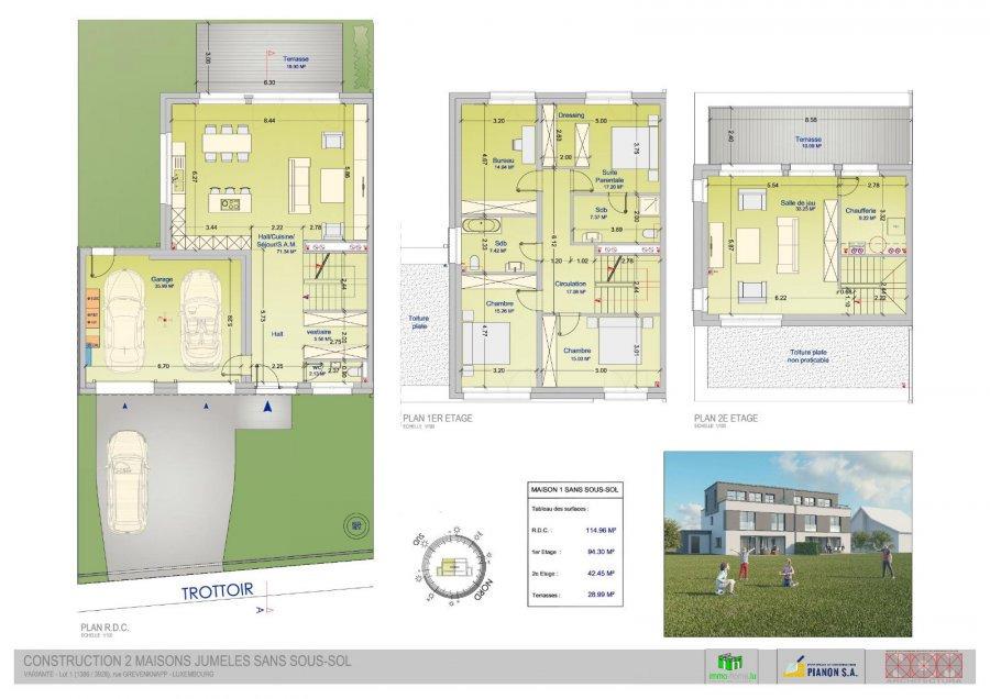 semi-detached house for buy 4 bedrooms 265 m² boevange-sur-attert photo 4