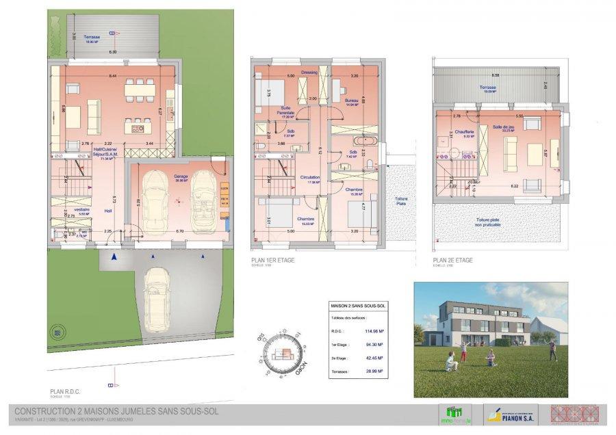 semi-detached house for buy 4 bedrooms 265 m² boevange-sur-attert photo 5