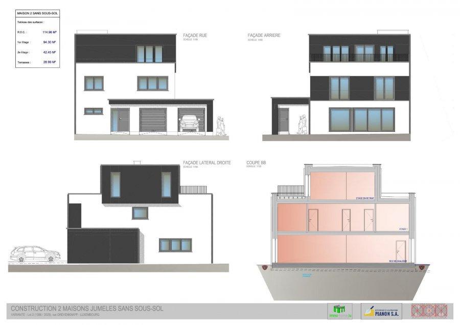 semi-detached house for buy 4 bedrooms 265 m² boevange-sur-attert photo 7