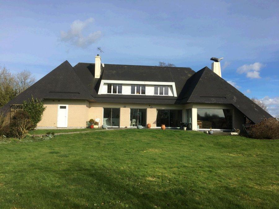 Maison individuelle en vente coulogne 252 m 410 720 for Acheter maison individuelle nord