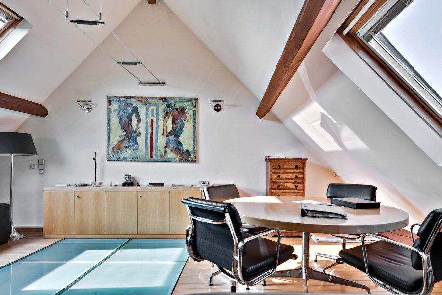 Maison de maître à vendre 6 chambres à Luxembourg-Belair