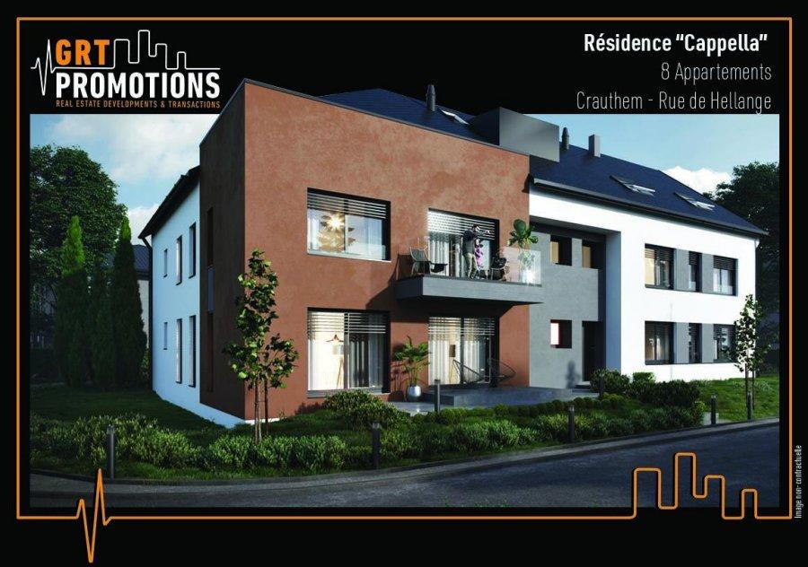 acheter appartement 3 chambres 95 m² crauthem photo 1