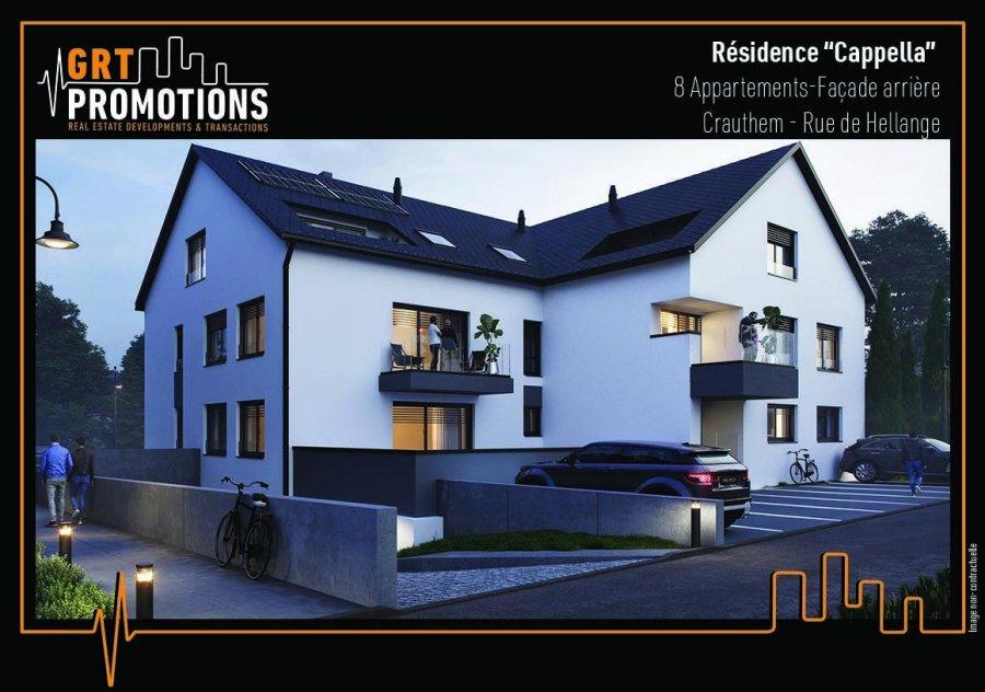 acheter appartement 3 chambres 95 m² crauthem photo 2