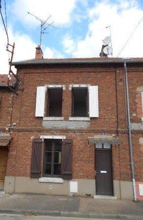 acheter maison mitoyenne 5 pièces 92 m² joudreville photo 1