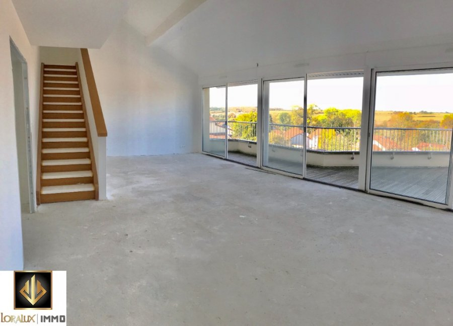 Appartement à vendre F5 à Noisseville