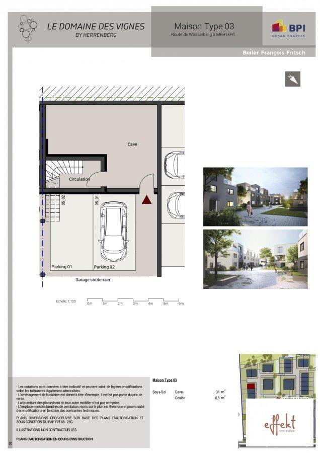 acheter maison 5 chambres 241 m² mertert photo 7