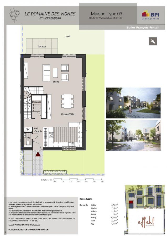 acheter maison 5 chambres 241 m² mertert photo 4