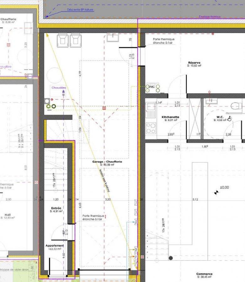 acheter duplex 3 chambres 163.53 m² reuland photo 2