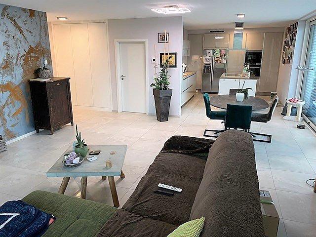 penthouse-wohnung kaufen 2 schlafzimmer 105 m² helmdange foto 2