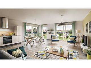 acheter appartement 2 pièces 47.8 m² quesnoy-sur-deûle photo 1